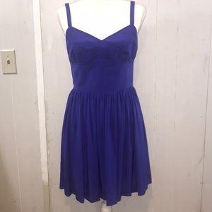 Dresses & Skirts - Amanda Uprichard Royal Blue Dress